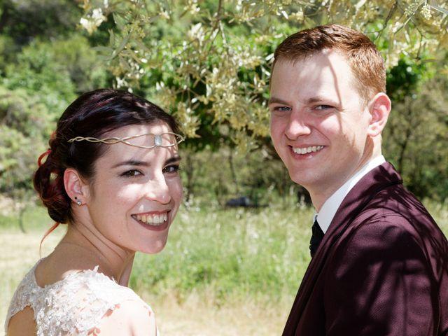 Le mariage de Jordan et Priscillia à Mornas, Vaucluse 2