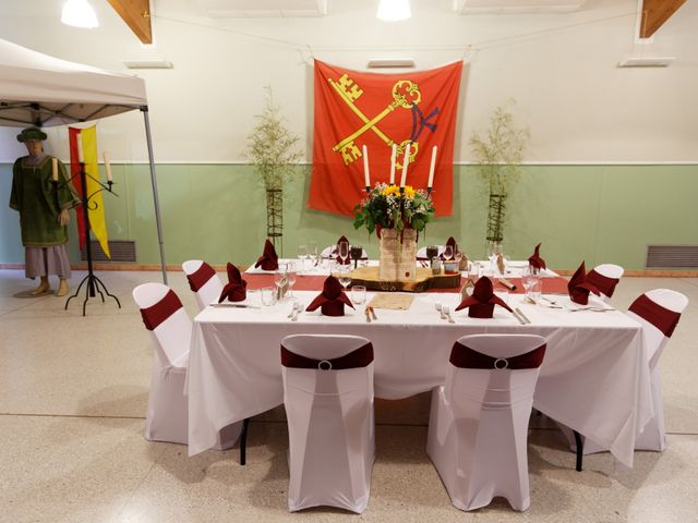 Le mariage de Jordan et Priscillia à Mornas, Vaucluse 11