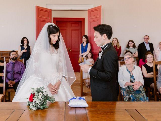 Le mariage de Quentin et Débora à Reims, Marne 1