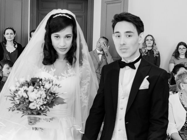 Le mariage de Quentin et Débora à Reims, Marne 2
