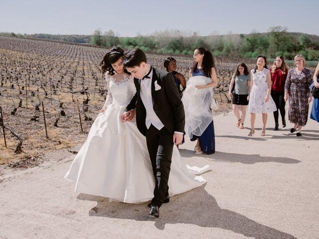 Le mariage de Quentin et Débora à Reims, Marne 6