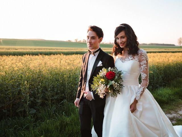 Le mariage de Quentin et Débora à Reims, Marne 14