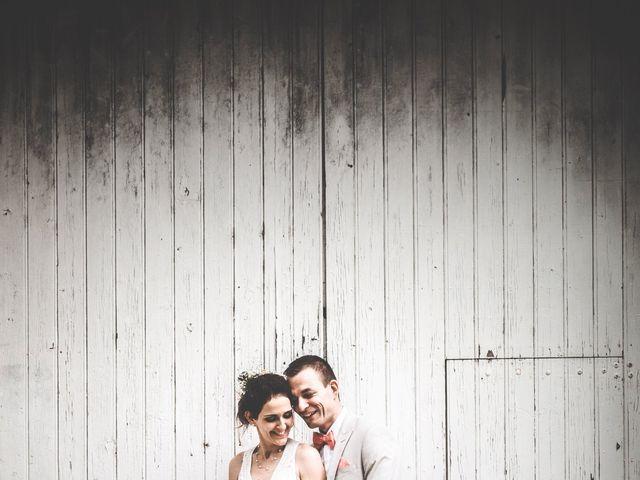 Le mariage de Yoann et Lisa à Beaucaire, Gard 3