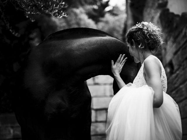 Le mariage de Yoann et Lisa à Beaucaire, Gard 32