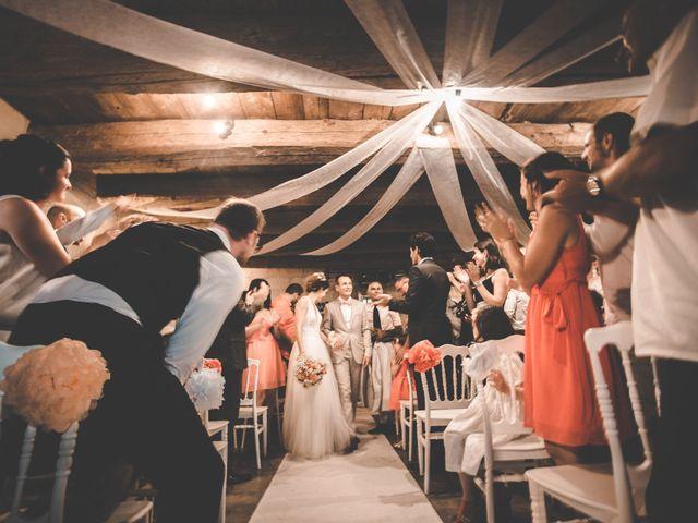 Le mariage de Yoann et Lisa à Beaucaire, Gard 40