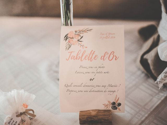 Le mariage de Yoann et Lisa à Beaucaire, Gard 44