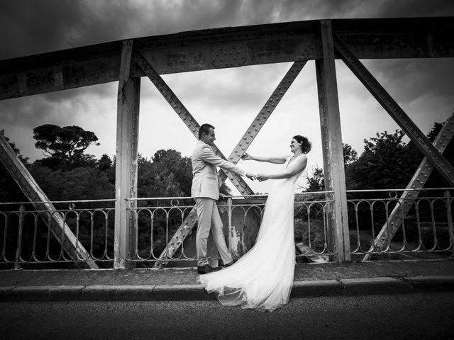Le mariage de Yoann et Lisa à Beaucaire, Gard 58