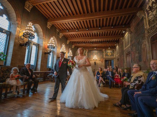 Le mariage de Guillaume et Anne à Ennevelin, Nord 2
