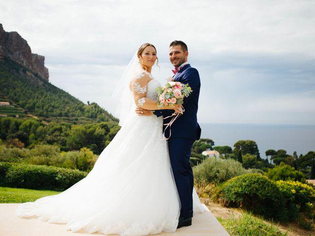 Le mariage de Loris et Elodie à La Ciotat, Bouches-du-Rhône 26