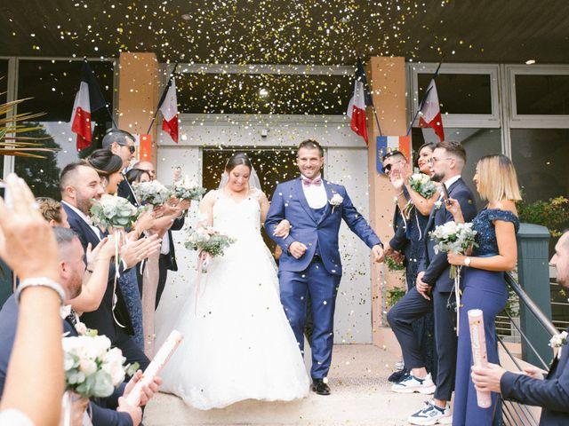 Le mariage de Elodie et Loris
