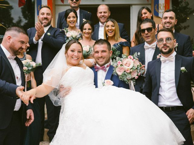 Le mariage de Loris et Elodie à La Ciotat, Bouches-du-Rhône 45