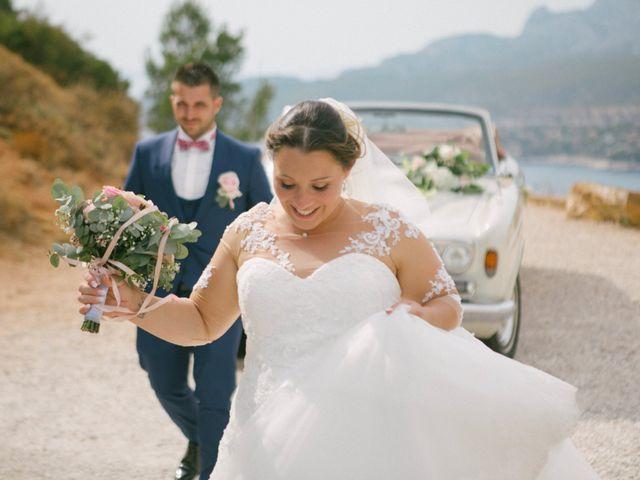 Le mariage de Loris et Elodie à La Ciotat, Bouches-du-Rhône 53