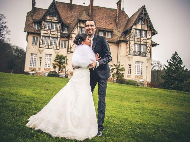 Le mariage de Kim et Damien