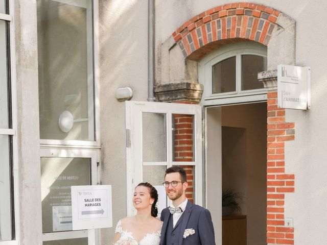 Le mariage de Kévin et Elodie à Vertou, Loire Atlantique 23