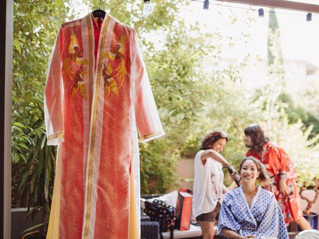 Le mariage de Olivier et Julie à Éguilles, Bouches-du-Rhône 1