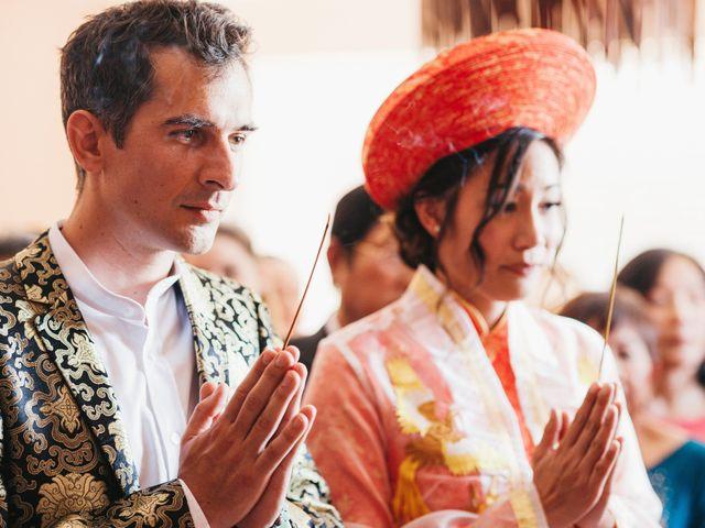 Le mariage de Olivier et Julie à Éguilles, Bouches-du-Rhône 15