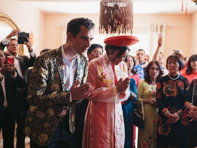 Le mariage de Olivier et Julie à Éguilles, Bouches-du-Rhône 16