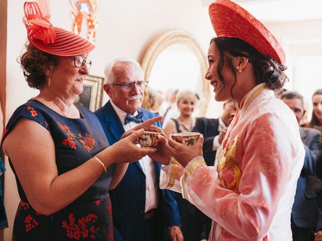 Le mariage de Olivier et Julie à Éguilles, Bouches-du-Rhône 18