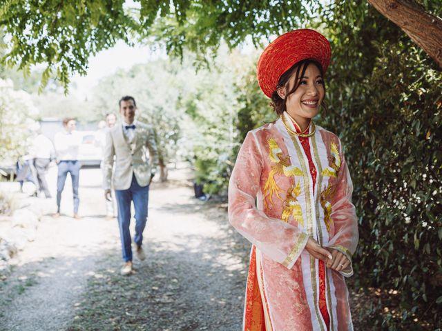 Le mariage de Olivier et Julie à Éguilles, Bouches-du-Rhône 28