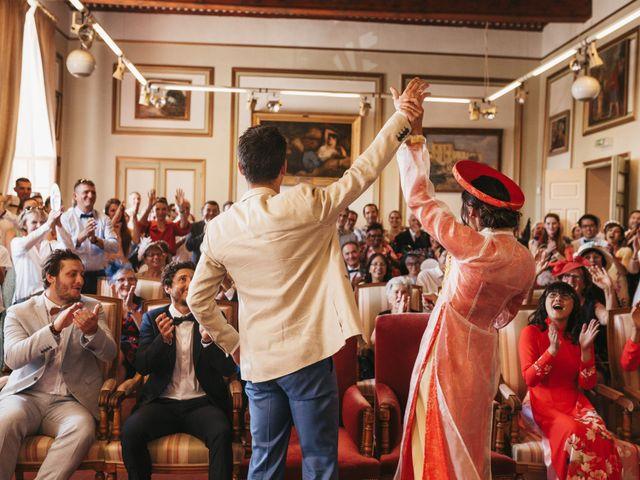 Le mariage de Olivier et Julie à Éguilles, Bouches-du-Rhône 38