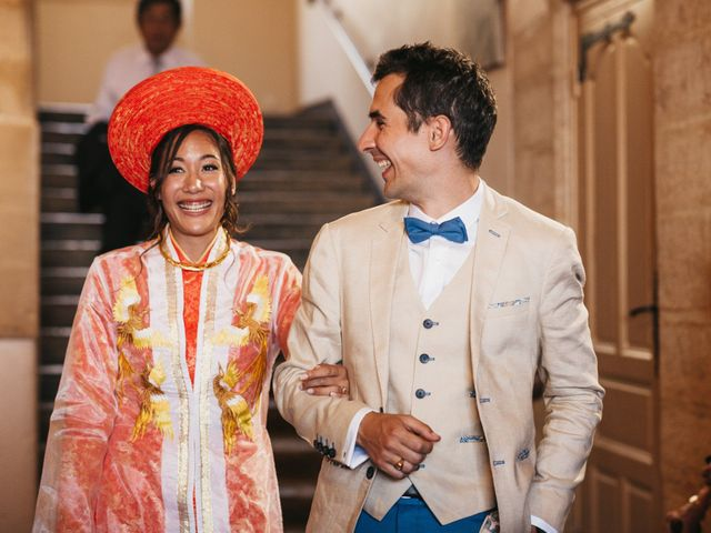 Le mariage de Olivier et Julie à Éguilles, Bouches-du-Rhône 40