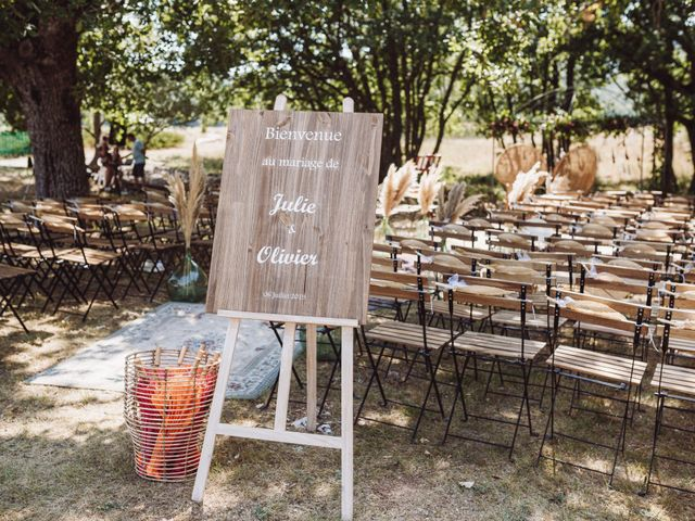 Le mariage de Olivier et Julie à Éguilles, Bouches-du-Rhône 44