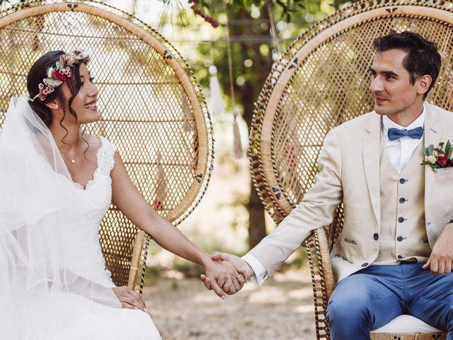 Le mariage de Olivier et Julie à Éguilles, Bouches-du-Rhône 73