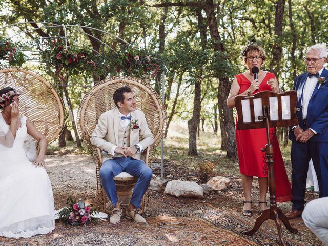 Le mariage de Olivier et Julie à Éguilles, Bouches-du-Rhône 76