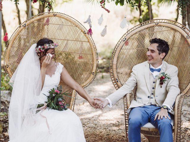 Le mariage de Olivier et Julie à Éguilles, Bouches-du-Rhône 84