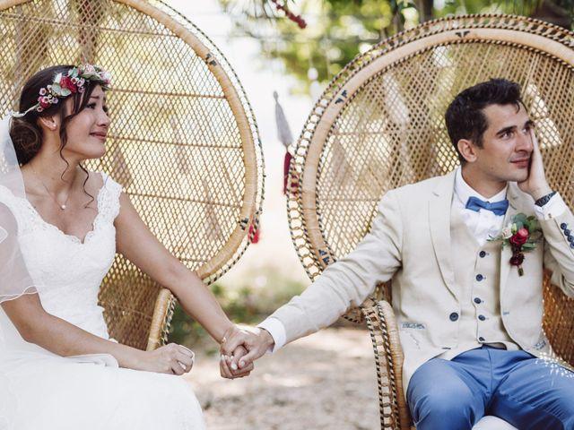 Le mariage de Olivier et Julie à Éguilles, Bouches-du-Rhône 87