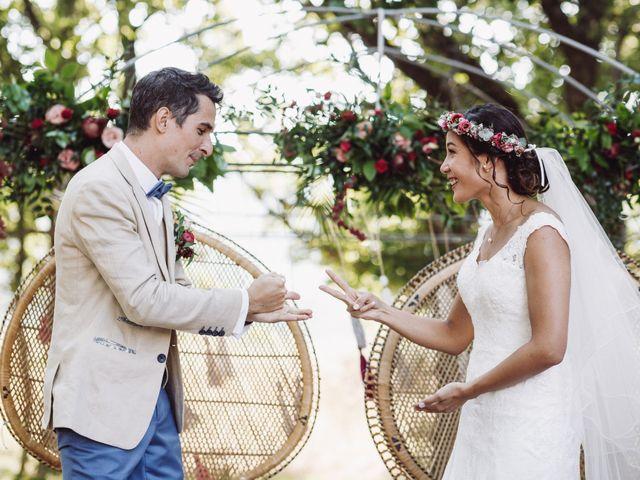 Le mariage de Olivier et Julie à Éguilles, Bouches-du-Rhône 90