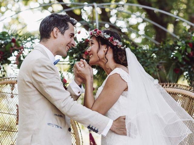Le mariage de Olivier et Julie à Éguilles, Bouches-du-Rhône 92