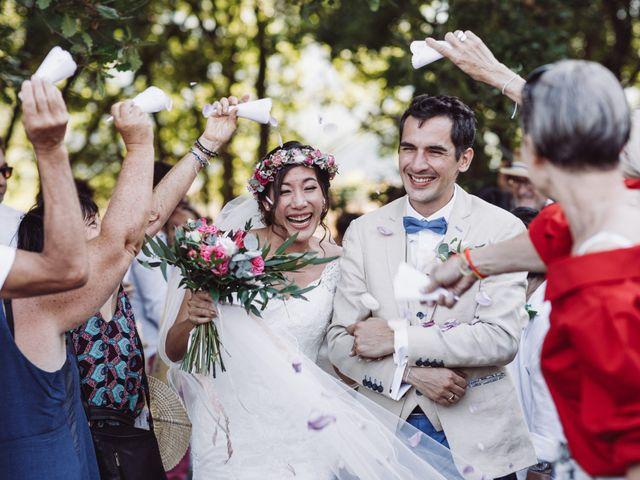 Le mariage de Olivier et Julie à Éguilles, Bouches-du-Rhône 98