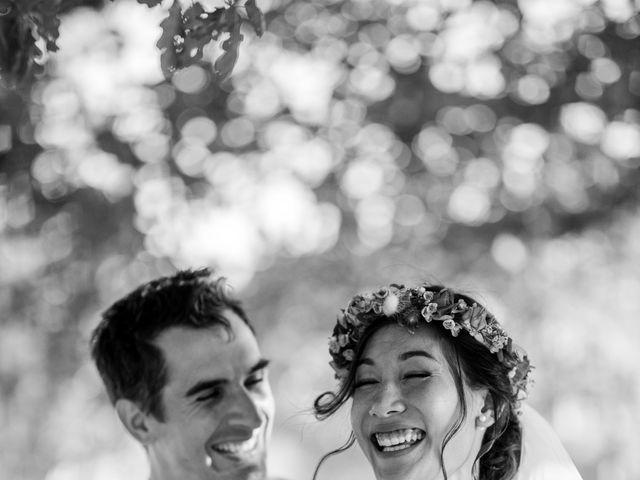 Le mariage de Olivier et Julie à Éguilles, Bouches-du-Rhône 111