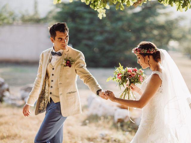 Le mariage de Olivier et Julie à Éguilles, Bouches-du-Rhône 116