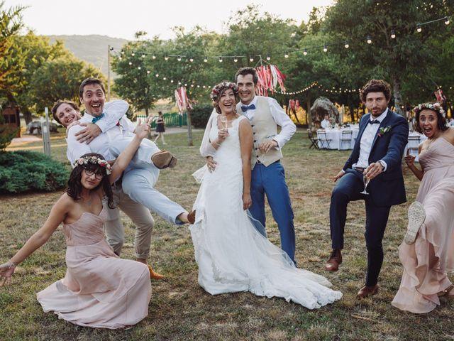 Le mariage de Olivier et Julie à Éguilles, Bouches-du-Rhône 124