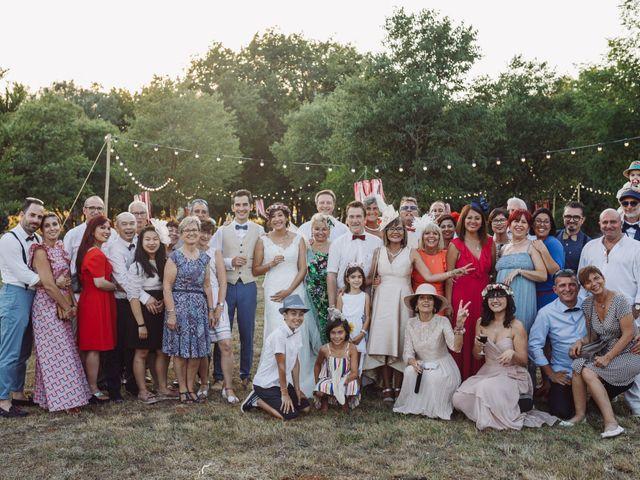 Le mariage de Olivier et Julie à Éguilles, Bouches-du-Rhône 125