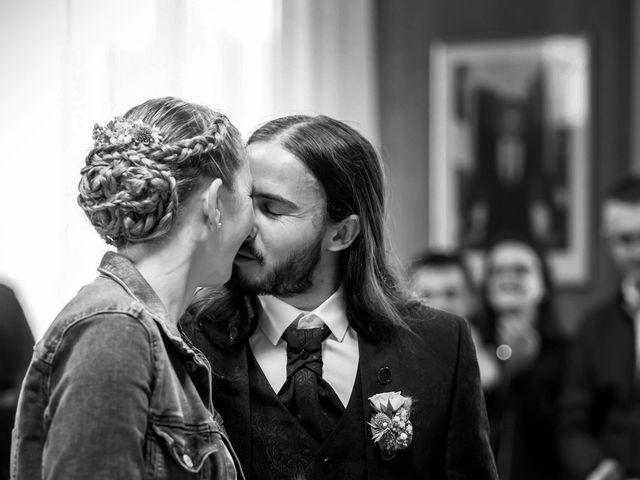 Le mariage de Davy et Emmanuelle à Assevent, Nord 24