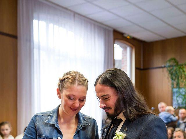 Le mariage de Davy et Emmanuelle à Assevent, Nord 27