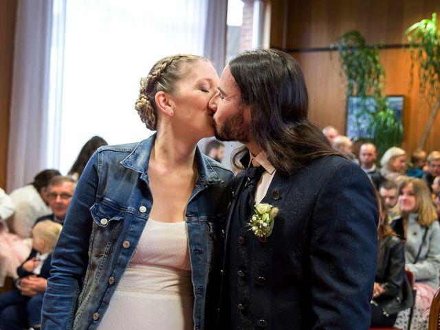 Le mariage de Davy et Emmanuelle à Assevent, Nord 29