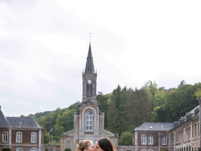 Le mariage de Davy et Emmanuelle à Assevent, Nord 46