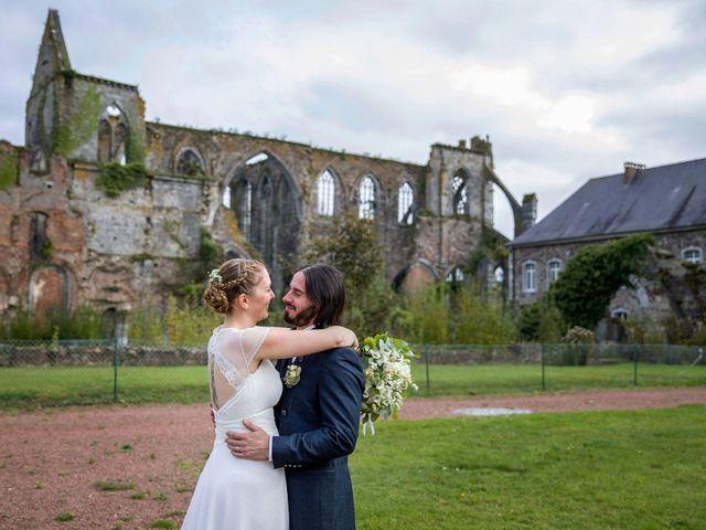 Le mariage de Davy et Emmanuelle à Assevent, Nord 48