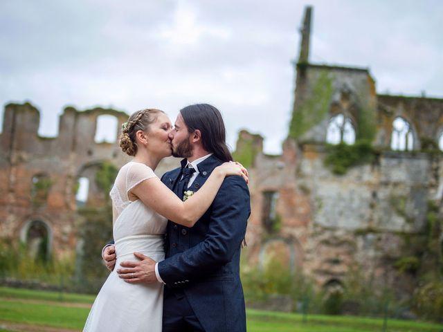 Le mariage de Emmanuelle et Davy