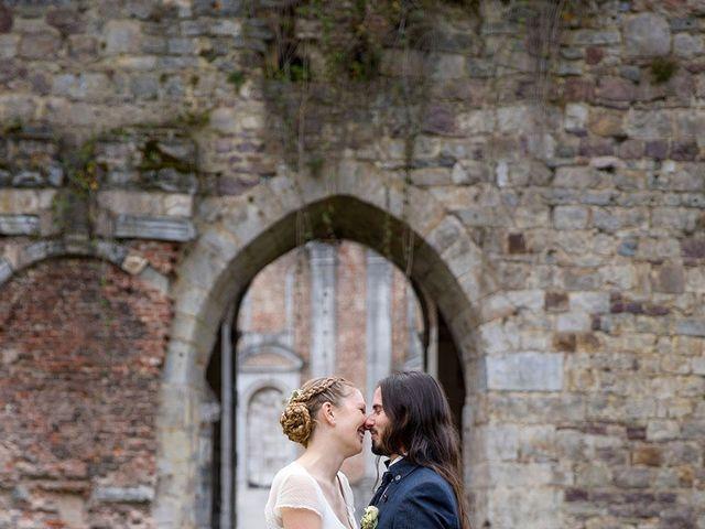 Le mariage de Davy et Emmanuelle à Assevent, Nord 52