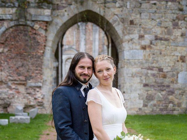 Le mariage de Davy et Emmanuelle à Assevent, Nord 53