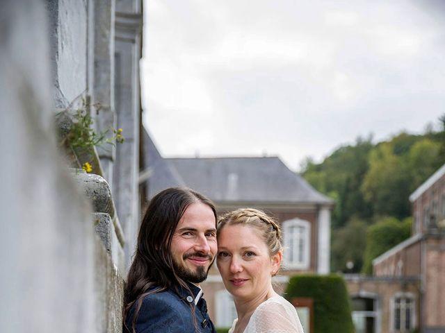 Le mariage de Davy et Emmanuelle à Assevent, Nord 59