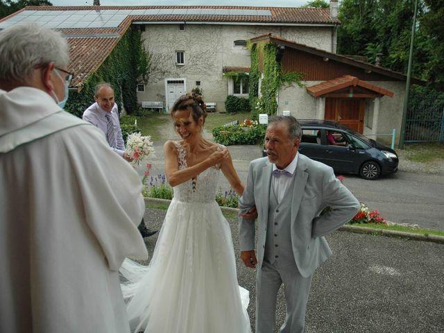 Le mariage de Guy et Patricia  à Chaponnay, Rhône 1