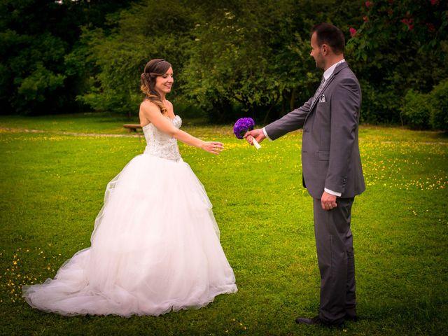 Le mariage de Florent et Julie à Saint-Brice, Seine-et-Marne 16