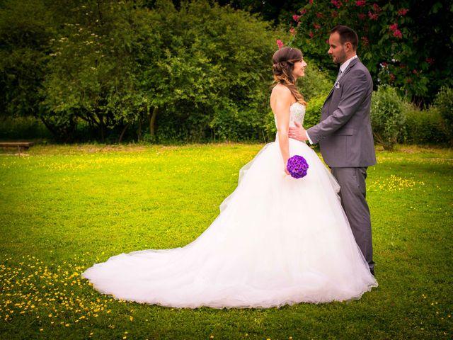 Le mariage de Florent et Julie à Saint-Brice, Seine-et-Marne 17