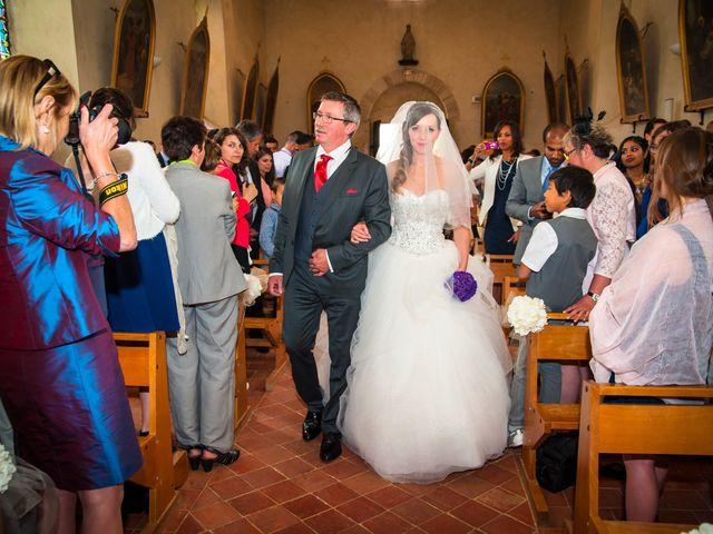 Le mariage de Florent et Julie à Saint-Brice, Seine-et-Marne 26